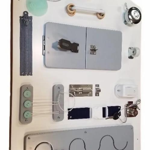 Juego Montessori Habilidades Motrices Rompecabezas 60x40cm