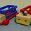 Thumbnail: Camión Madera Didáctico Varios Modelos Waldorf Montessori