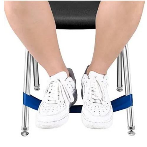 Banda Elástica P/sillas.terapia Ocupacional.hiperactividad