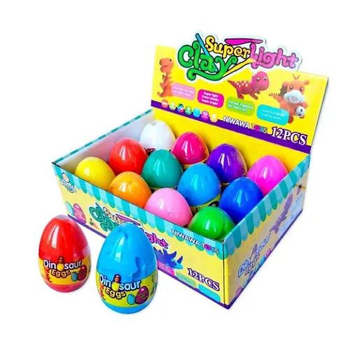 Masa En Huevos 40 Grs. Act. Sensorial Estimulación