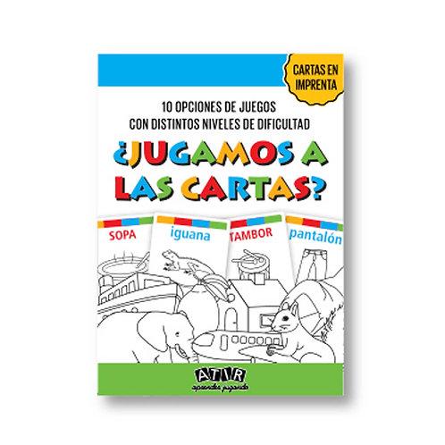 CARTAS EDUCATIVAS LETRAS EN IMPRENTA