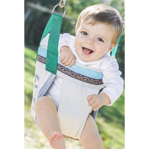 Hamaca De Tela Bebés 6 A 30 Meses Lavable Estimul Vestibular