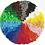 Thumbnail: Repuestos Hama Beads Midi aprox 200 unidades planchitos