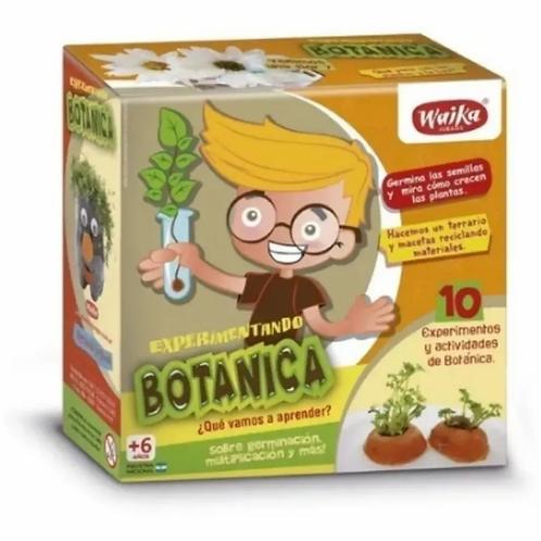 Juego De Quimica Experimentos Botanica Ciencia Didáctico