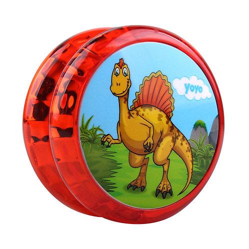 Yo-yo Fidget Con Luz