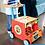 Thumbnail: Camión Caminador Taller De Herramientas De Madera Juguete