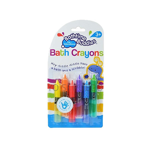 Crayones para el agua
