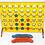 Thumbnail: Juego Ingenio 4 En Linea Fibrofacil Didáctico Pensam Logico