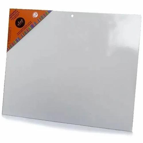 Clap Pizarra Magnética 25 X30 +letras Imantadas Didáctica
