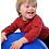 Thumbnail: Pelota Esferodinamia Estimulación Bebes Psicomotricidad 55cm