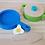 Thumbnail: Batería De Cocina Infantil Madera