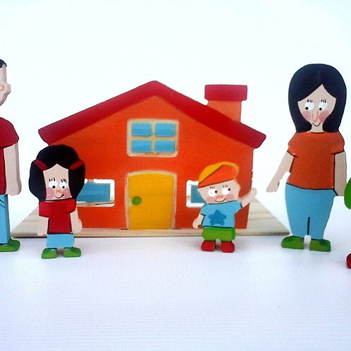 La Familia Didáctica Estimula El Lenguaje Terapias