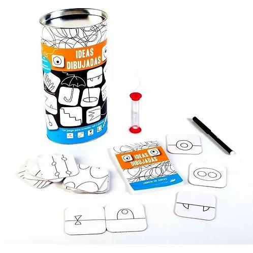 - Ilustración blanco y negro para darle color a tu puzzle - Incluye materiales p