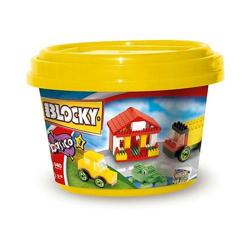 BLOKY JUEGO DE CONSTRUCCIÓN