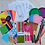 Thumbnail: Kit Para Armar Titeres Infantiles Manualidades Arte