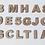 Thumbnail: 100 Letras Y Numeros Abecedario Mdf 3cm Lectoescritura