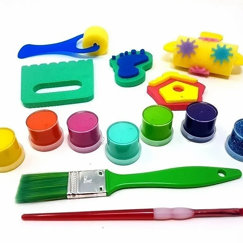 Kit De Arte texturas Y Colores