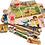 Thumbnail: Pizarra Con Siluetas Actividades Didácticas En Madera