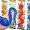 Thumbnail: Serpiente Víbora Fidget Ideal P/ansiedad Terapia Sensorial