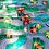 Thumbnail: Pista De Lona Lavable + 2 Autitos De Madera