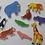 Thumbnail: Animales De Selva Granja Familia O Transportes Imantados