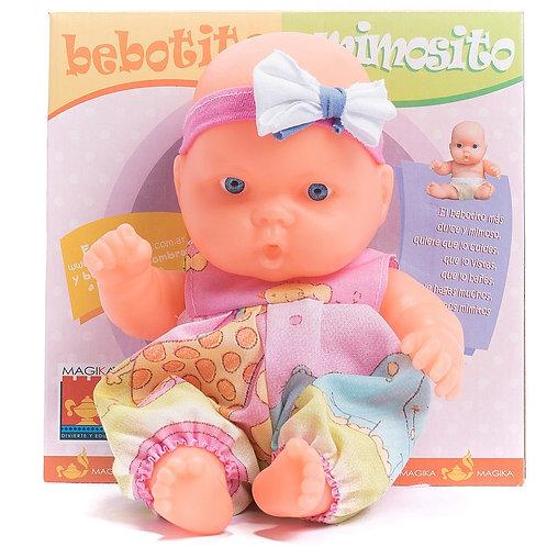 Bebito Bebote Chico De Plastisol
