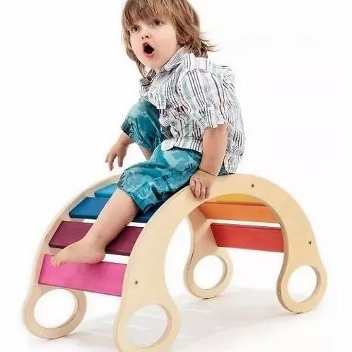 alancin Hamaca En Madera Montessori Pickler  Bebes Y Niños