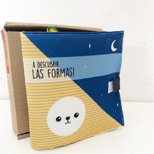 Libro Mini Se Tela Actividades A Descubrir Los Colores!