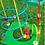 Thumbnail: Prono Gigante Con Obstáculo De Madera Didáctico Motricidad