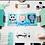Thumbnail: Juego Montessori Habilidades Motrices Rompecabezas 60x40cm