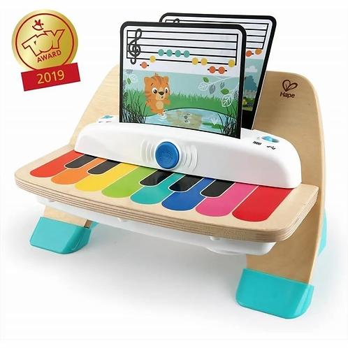 Piano Mágico Hape Instrumento De Juguete
