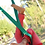 Thumbnail: Columpio Hamaca Circo Yoga Pilates Acrobacia Soporta 80kg