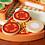 Thumbnail: Juego De Pizza Madera Para Cortar Con Abrojo