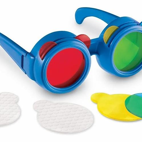Anteojos Didácticos Para Mezclar Colores Estimulac Sensorial