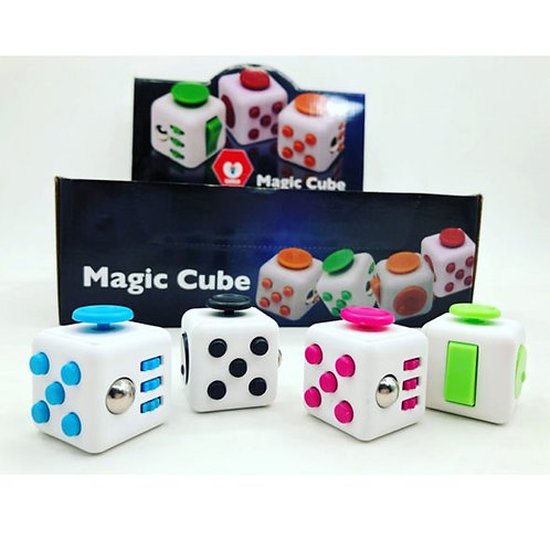 FIDGET CUBE ANTI-ESTRESS