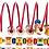 Thumbnail: Prono Laberinto Ábaco Reloj En Madera Didáctico Estimulación