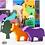 Thumbnail: Animales Goma Eva Juego De Balance Y Equilibrio Y P/el Agua