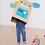 Thumbnail: Sitikers Gigantes Convierte Cajas En Robot Cocina Auto Lavar