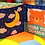 Thumbnail: Mini Librito Didáctico Para Bebe De Tela Estimula El Lenguaj