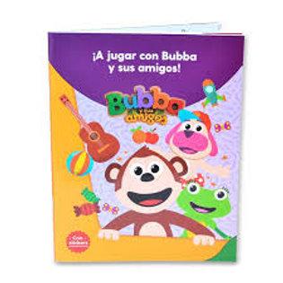 Libro A Jugar Con Bubba Y Sus Amigos