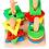 Thumbnail: Encastre Madera Con Dificultad Ingenio Didáctico Ensartado