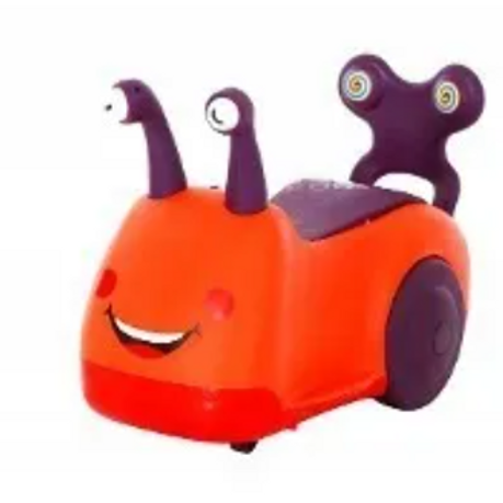 Pata Pata Caminador Andador Mini Col/ Bee Motricidad Niños