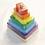 Thumbnail: Torre Pirámide Didáctico Madera-motricidad Ensartado