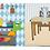 Thumbnail: Libro Sensorial De Tela La Casa Estimulación De Bebes