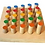 Thumbnail: Plantado Bastones Madera Ordenar Por Color Y Altura Motricid