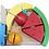 Thumbnail: Frutas De Madera Con Abrojo Estimulaciön Motricidad Fina