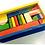 Thumbnail: 103 Bloques De Construcción Madera Didáctico Motricidad Fina