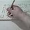Thumbnail: Tabla Con Abecedario En Imprenta Pre-escritura Motricidad