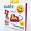 Thumbnail: Qubic Cubos De Construcción 80 Piezas Motricidad Fina