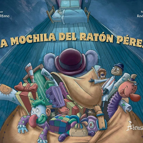 Libro Didactico La Mochila Del Raton Perez